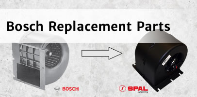 Replacing Bosch 0 130 115 604 with SPAL TYPE 023-A70-74D