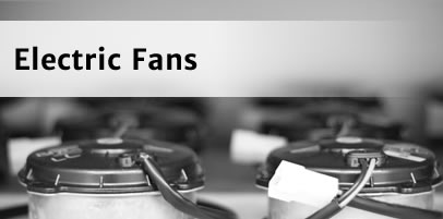 Electric fans for vehicles - how to choose a radiator fan