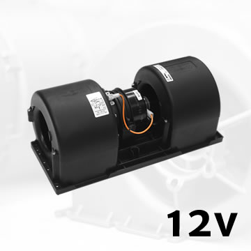 12v Double Blower Motor Assemblies for Vehicle HVAC Applications | Genuine SPAL