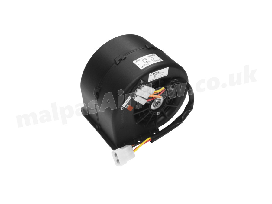 010-A70-74D Genuine Product 12v 3 Speed Spal Blower