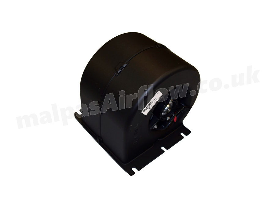 SPAL 338 cfm Single Blower 023-A70-74D (12v) (Single Speed)