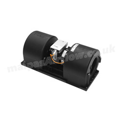 SPAL 690 cfm Double Blower 006-A39-22 (12v / 3 speeds)