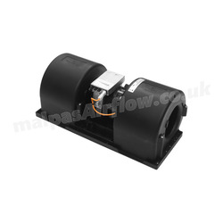 SPAL 690 cfm Double Blower 006-A39-22 (12v / 4 speeds)