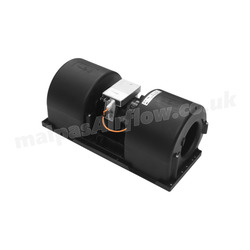 SPAL 637 cfm Double Blower 006-A40/I-22 (12v / 3 speeds)