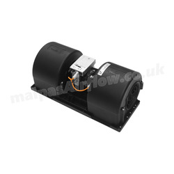 SPAL 608 cfm Double Blower 006-A45-22 (12v / 3 speeds)