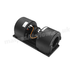 SPAL 608 cfm Double Blower 006-A45/B-22 (12v) (Single Speed)