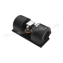 SPAL 537 cfm Double Blower 006-A46-22 (12v / 3 speeds)