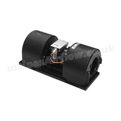 SPAL 649 cfm Double Blower 006-B40-22 (24v / 3 speeds)
