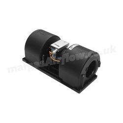 SPAL 649 cfm Double Blower 006-B40-22 (24v / 4 speeds)