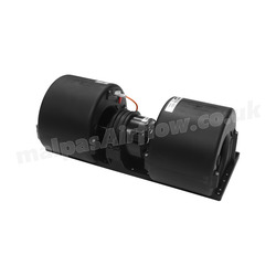 SPAL 684 cfm Double Blower 006-B45/B-22 (24v) (Single Speed) - view 5