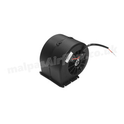 SPAL 319 cfm Single Blower 009-A70-74D (12v / AMP connector) (Single Speed)