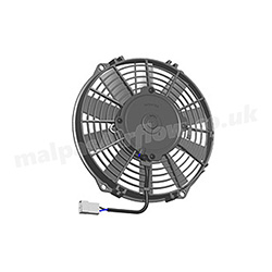 "SPAL 9"" (225mm)  Cooling Fan VA07-BP7/C-31A (24v  / 631 cfm / Pulling)"