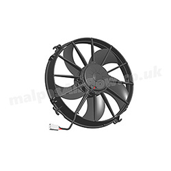 "SPAL 12"" (305mm)  Cooling Fan VA01-BP70/LL-66A (24v  / 1564 cfm / Pulling)"
