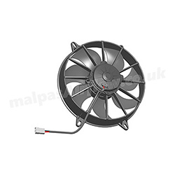 "SPAL 11"" (280mm)  Cooling Fan VA03-BP70/LL-88S (24v  / 1446 cfm / Pushing)"