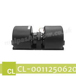 Replacement Air Conditioner Blower Motor for Claas Part Number 0011250620 - view 5