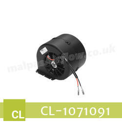 Air Conditioner Blower Motor suitable for Claas Ares 616 RX/RZ  Tractors (Single Speed) - view 2