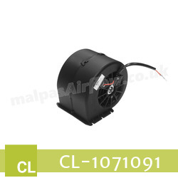 Air Conditioner Blower Motor suitable for Claas Ares 616 RX/RZ  Tractors (Single Speed) - view 3