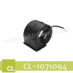 Air Conditioner Blower Motor suitable for Claas Ares 696 RX/RZ  Tractors (Single Speed) - view 1