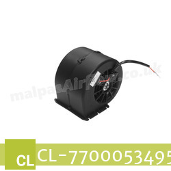 Replacement Air Conditioner Blower Motor for Claas Part Number 7700053495 (Single Speed) - view 1