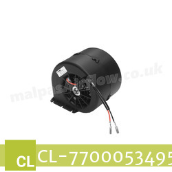 Replacement Air Conditioner Blower Motor for Claas Part Number 7700053495 (Single Speed) - view 2