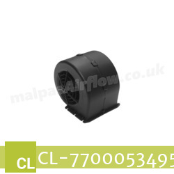 Replacement Air Conditioner Blower Motor for Claas Part Number 7700053495 (Single Speed) - view 4