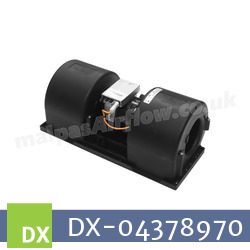 Replacement Air Conditioner Blower Motor for Deutz-Fahr Part Number 04378970 - view 3