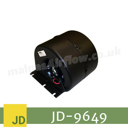 Blower Motor for John Deere 4630 Self-Propelled Sprayer (Single Speed) - view 4