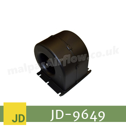 Blower Motor for John Deere 4630 Self-Propelled Sprayer (Single Speed) - view 5