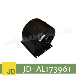 Replacement Blower Motor Assembly for John Deere Part No. AL173961 (Single Speed) - view 2