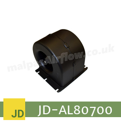 Replacement Blower Motor Assembly for John Deere Part No. AL80700 (Single Speed) - view 1