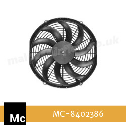 "Replacement 12"" (305mm) Fan for McConnel Oil Cooler (Fan:8402386 in Cooler Part No. 8402406) - view 1"