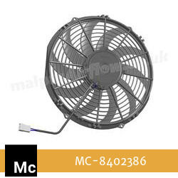 "Replacement 12"" (305mm) Fan for McConnel Oil Cooler (Fan:8402386 in Cooler Part No. 8402406) - view 3"