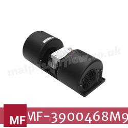 Replacement Air Conditioner Twin Blower Motor for Massey Ferguson Part Number 3900468M91 - view 2