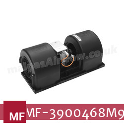 Replacement Air Conditioner Twin Blower Motor for Massey Ferguson Part Number 3900468M91 - view 3