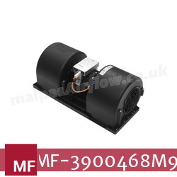 Replacement Air Conditioner Twin Blower Motor for Massey Ferguson Part Number 3900468M91 - view 6