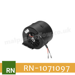 Air Conditioner Blower Motor suitable for Renault Ares 630 RX/RZ  Tractors (Single Speed) - view 3
