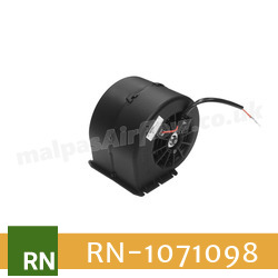 Air Conditioner Blower Motor suitable for Renault Ares 640 RZ  Tractors (Single Speed) - view 3
