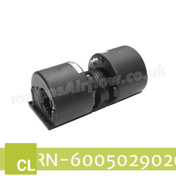 Replacement Air Conditioner Blower Motor for Renault Part Number 6005029020 - view 1