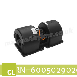 Replacement Air Conditioner Blower Motor for Renault Part Number 6005029020 - view 2