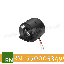 Replacement Air Conditioner Blower Motor for Renault Part Number 7700053495 (Single Speed) - view 3