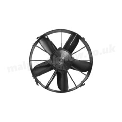 "SPAL 12"" (305mm)  Cooling Fan VA01-BP70/LL-36S (24v  / 1628 cfm / Pushing)"