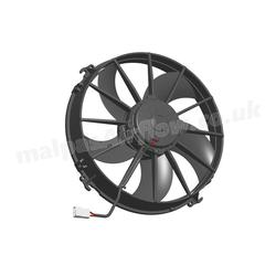 "SPAL 12"" (305mm)  Cooling Fan VA01-BP70/LL-79S (24v  / 1682 cfm / Pushing)"