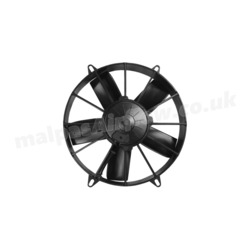"SPAL 11"" (280mm)  Cooling Fan VA03-BP70/LL-37A (24v  / 1463 cfm / Pulling)"