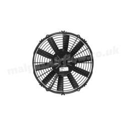 "SPAL 11"" (280mm)  Cooling Fan VA09-AP12/LL-27S (12v  / 826 cfm / Pushing)"