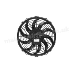 "SPAL 11"" (280mm)  Cooling Fan VA09-AP12/C-54A (12v  / 844 cfm / Pulling)"