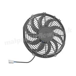 "SPAL 11"" (280mm)  Cooling Fan VA09-AP12/C-54S (12v  / 885 cfm / Pushing)"