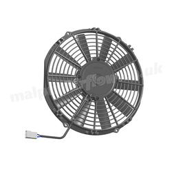 "SPAL 11"" (280mm)  Cooling Fan VA09-AP8/C-27S (12v  / 761 cfm / Pushing)"