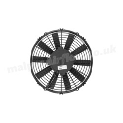 "SPAL 11"" (280mm)  Cooling Fan VA09-BP12/LL-I-27S (24v  / 861 cfm / Pushing)"
