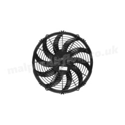 "SPAL 12"" (305mm)  Cooling Fan VA10-AP10/C-61A (12v  / 909 cfm / Pulling)"