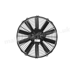 "SPAL 12"" (305mm)  Cooling Fan VA10-AP50/C-25S (12v  / 1009 cfm / Pushing)"